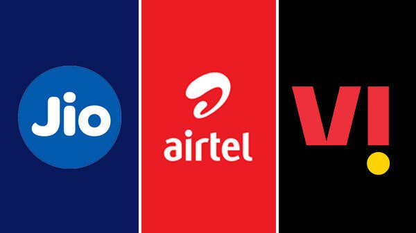 Reliance Jio, Airtel, Vi Plans With Other Benefits Under Rs. 500
