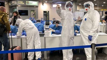 Ruissia Virus Outbreak