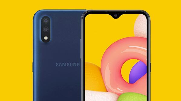 Samsung Galaxy M02 Gets BIS Certification; Suggests Imminent India Launch