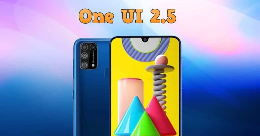 Samsung Galaxy M31 now receiving One UI 2.5 update in India