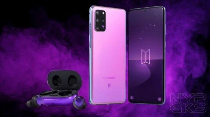 Samsung Galaxy S20+ BTS Edition price slashed in India