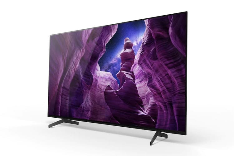 Sony A8H Ultra-HD HDR OLED TV Launched in India for Rs 2.8 Lakhs
