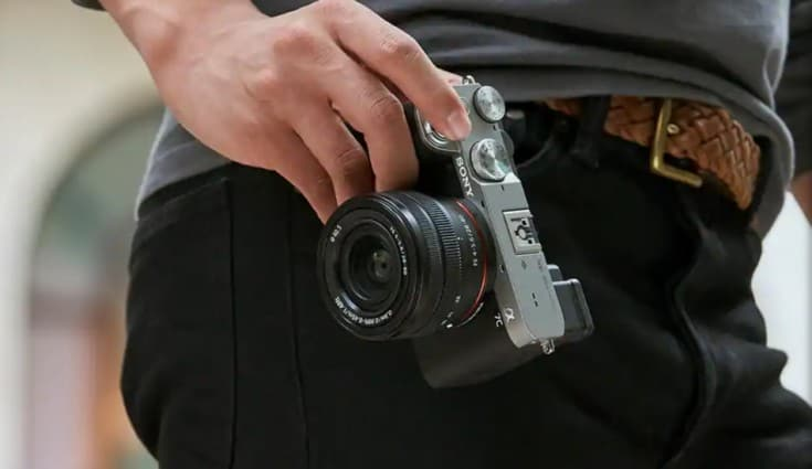 Sony launches Alpha 7C, world's smallest & lightest full-frame camera