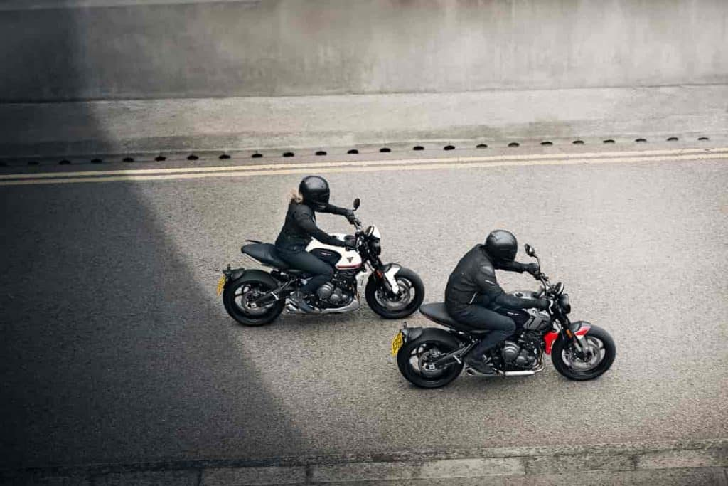Triumph working on two more 660cc motorcycles