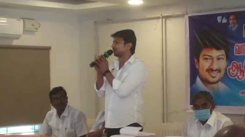Udhayanithi Stalin- Updatenews360