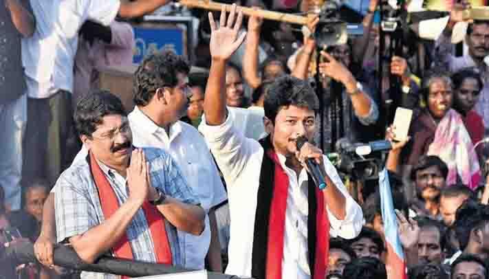 Udhayanithi Stalin - Updatenews360
