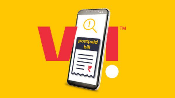 Vi Mobile Bill Payment: How To Pay Vi Mobile Postpaid Bill Online