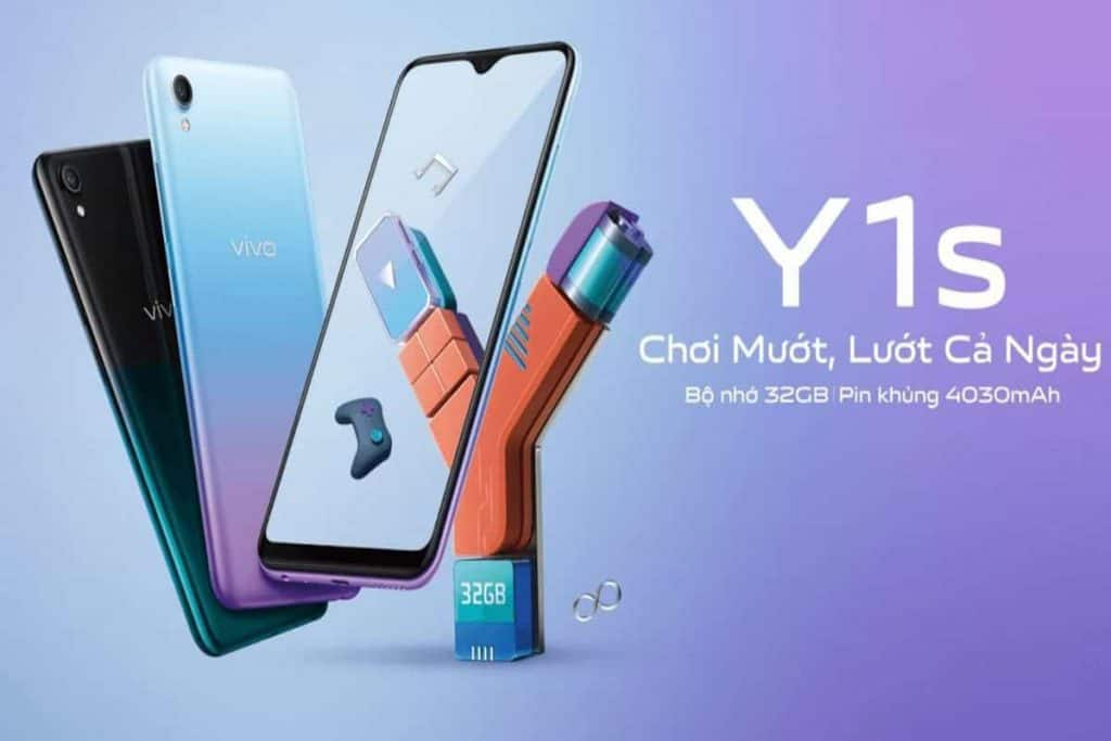 Vivo Y1s to launch in India soon with 6.22-inch HD+ display, MediaTek Helio P35 SoC