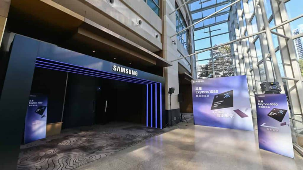Vivo smartphone to be powered by Samsung Exynos 1080 SoC