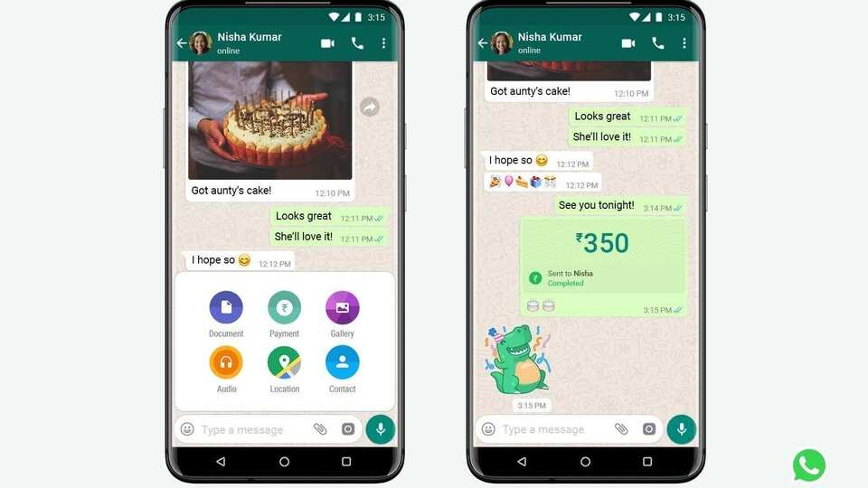 WhatsApp Pay is officially available to all users in India over two years after testing the service back in early 2018.