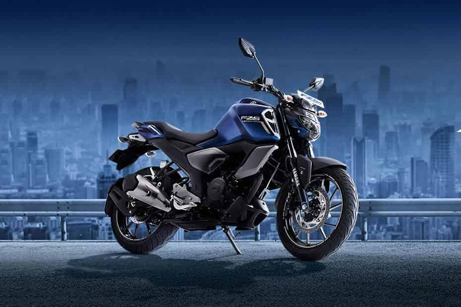 Yamaha FZ FI and FZ S FI prices increased in India