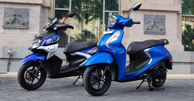 Yamaha Fascino 125, Ray ZR 125 prices marginally hiked in India