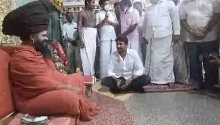 dharumapuram Udhayanithi - Updatenews360