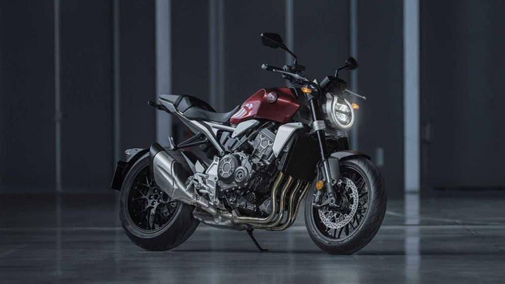 2021 Honda CB1000R unveiled