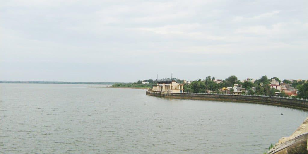 puzhal lake - updatenews360