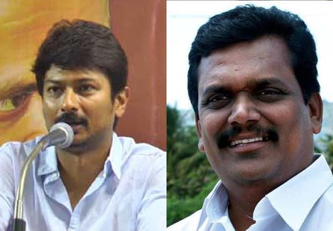 udhayanidhi - thanga tamil selvan - updatenews360