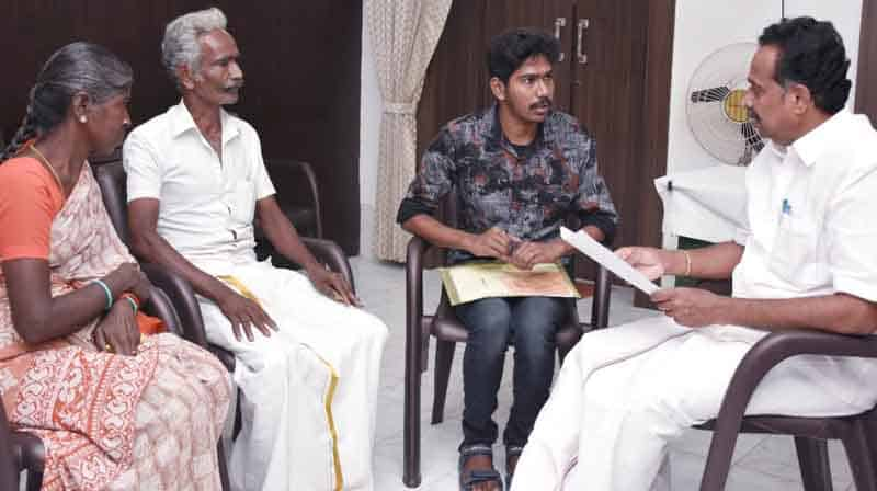 vijayabhaskar Helps - Updatenews360