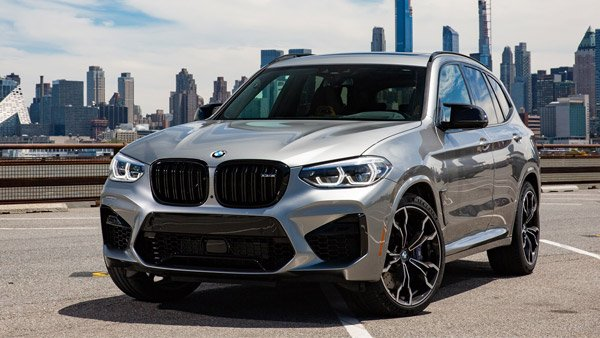 BMW X3 M Launched In India At Rs 99.90 Lakh: Brand's First-Ever High-Performance Mid-Size SAV