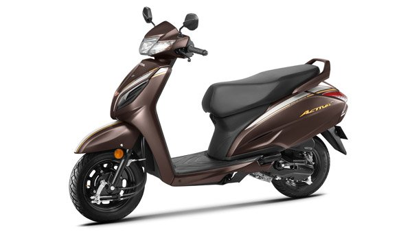 Honda Activa 20-Year Anniversary Edition Launched In India