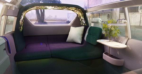 MINI Vision Urbanaut Concept Unveiled An Interpretation Of 'A Vision Of Space'