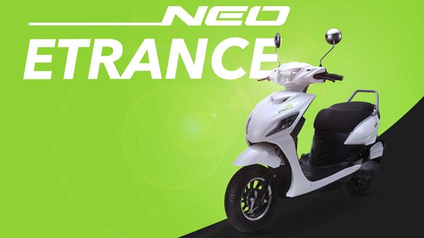 Pure EV Launches A New High-Speed Electric Scooter Etrance Neo