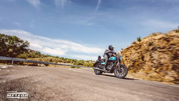 Royal Enfield Meteor 350 launched