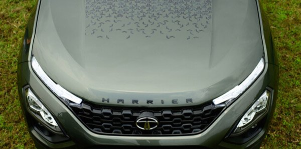 Tata Harrier Camo Edition launched in India at Rs 16.50 lakh