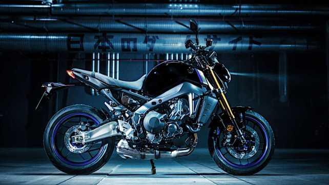 2021 Yamaha MT-09 SP breaks cover