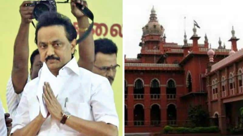 Chennai high court - stalin - updatenews360