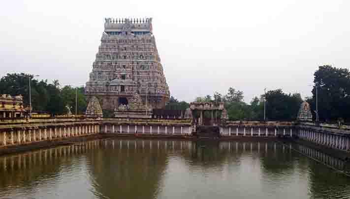 Chidambaram Temple - Updatenews360