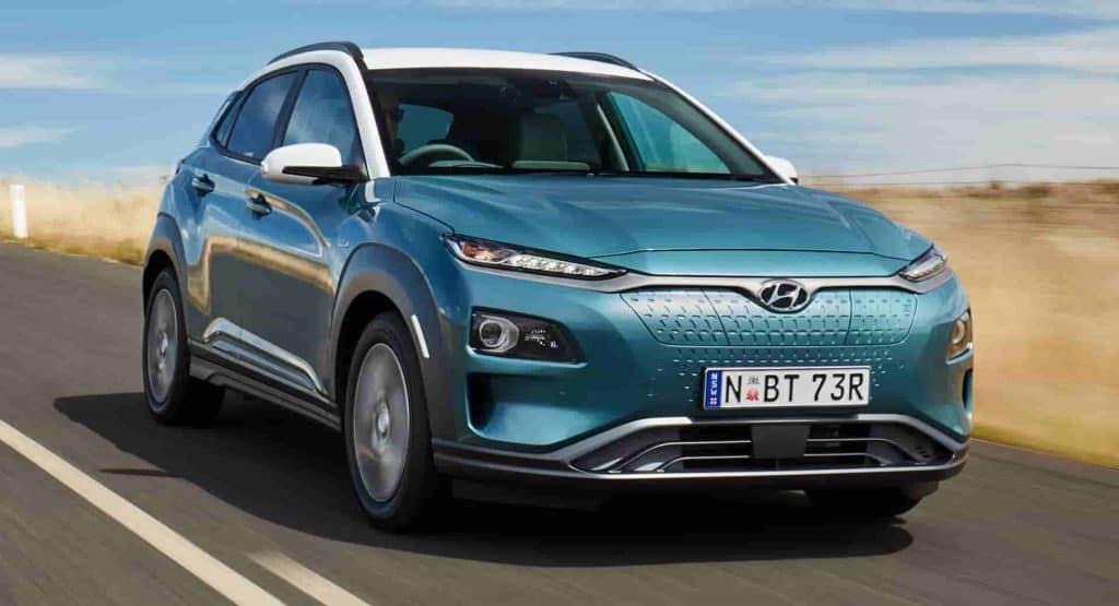 Hyundai Kona Electric granted 5 star Green NCAP rating