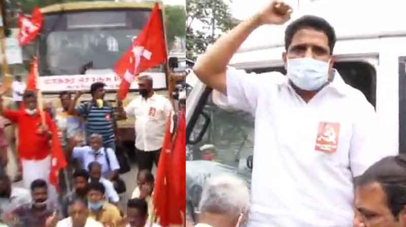 Madurai MP Arrest - Updatenews360