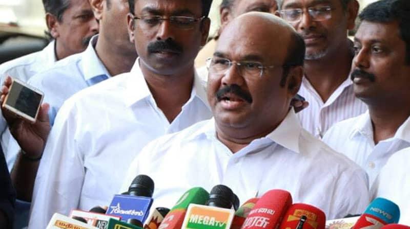 Minister Jayakumar -Updatenews360