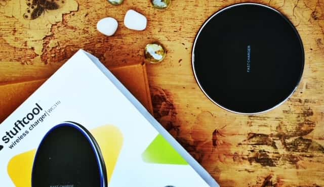 Stuffcool launches 10W Wireless Charger WC310 for Rs 1,999