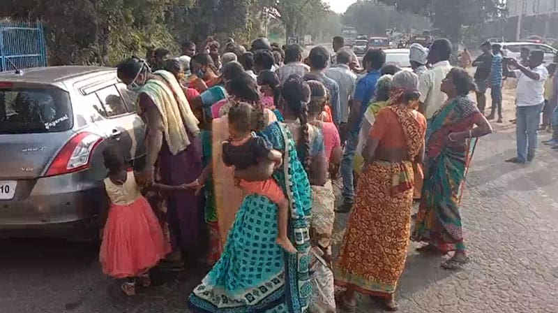 Tirupur Tasmac Protest -Updatenews360