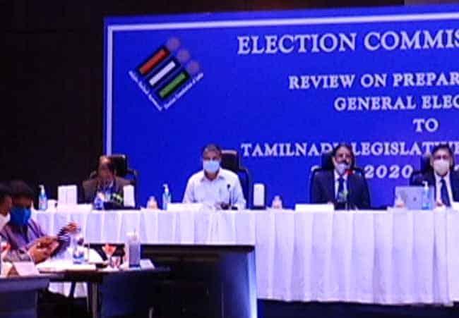 election commission - updatenews360