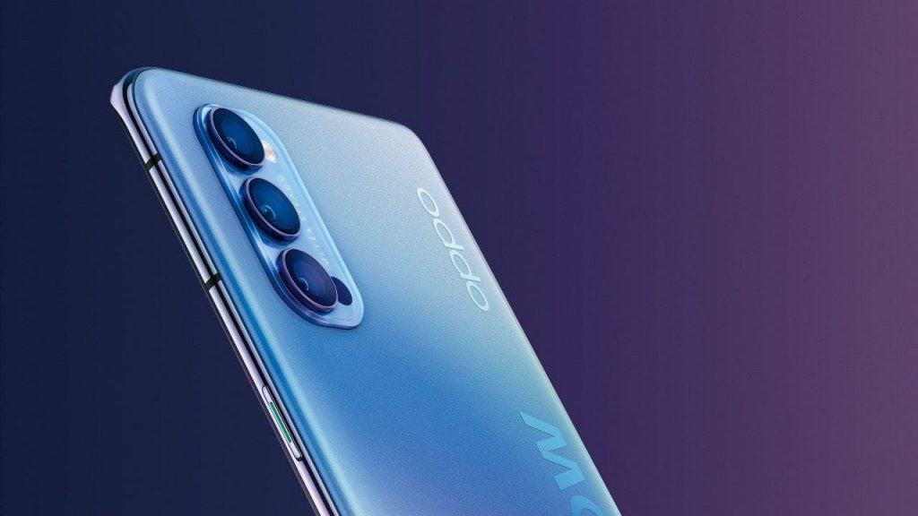 Oppo Reno 5 4G launched with Snapdragon 720G SoC