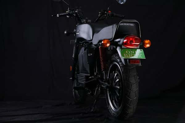 one electric kridin motorcycle deliveries started in two cities here are all details