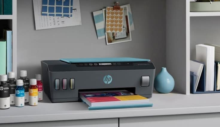 HP introduces all-new Smart Tank series of printers in India