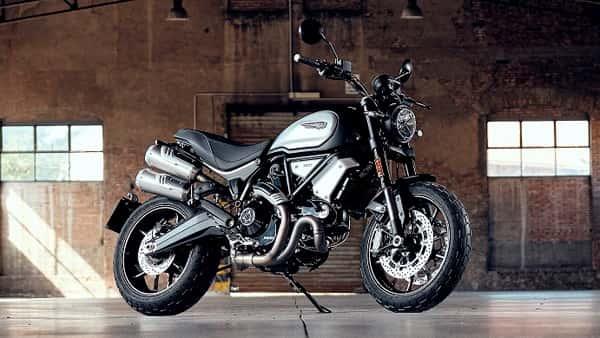 2021 Ducati Scrambler 1100 Dark PRO launched in India