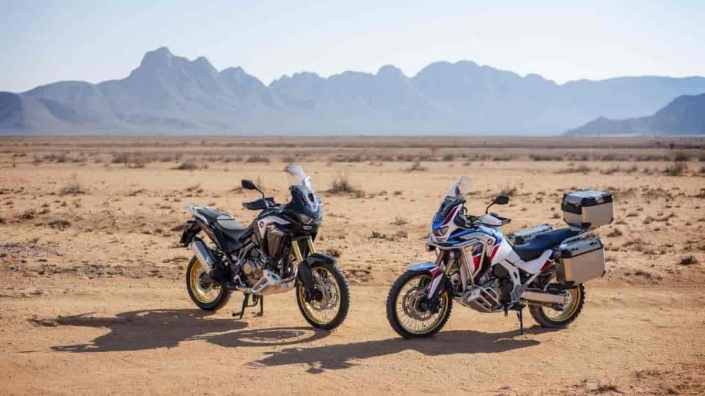 2021 Honda Africa Twin Adventure Sport launched in India at Rs 15.96 lakh