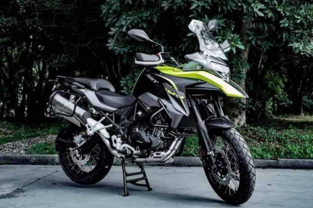 2021 Benelli TRK 502 BS6 launched
