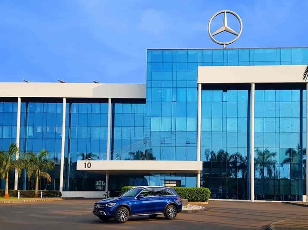 2021 Mercedes-Benz GLC Launched In India