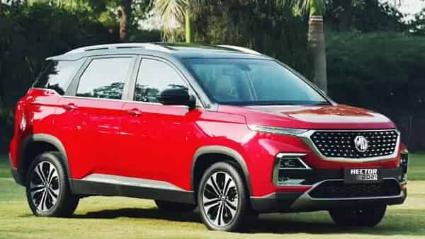 2021 MG Hector Facelift Launched In India