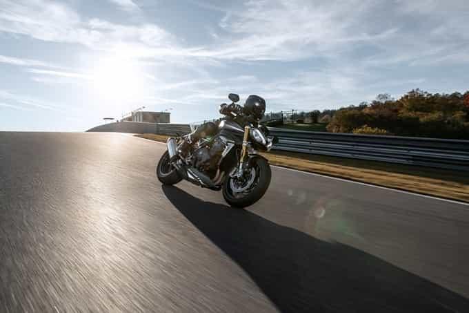 2021 Triu2021 Triumph Speed Triple 1200 RS Photos - updatenews360