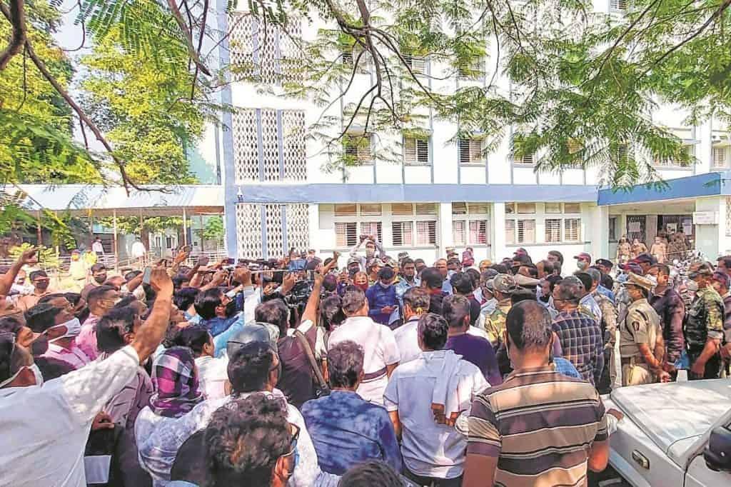 Bhandhra_Hospital_Fire_UpdateNews360