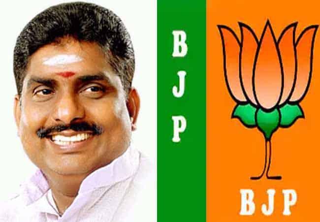 Congress namachivayam bjp - updatenews360