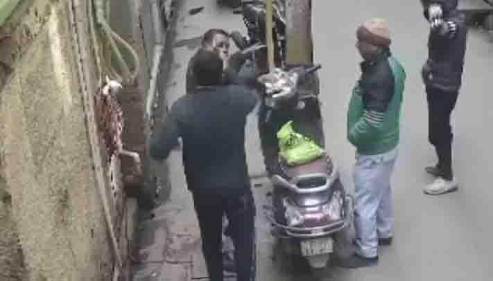 Delhi Shot- Updatenews360