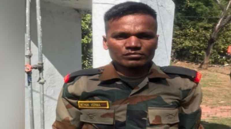 Fake Army Soldier- Updatenews360