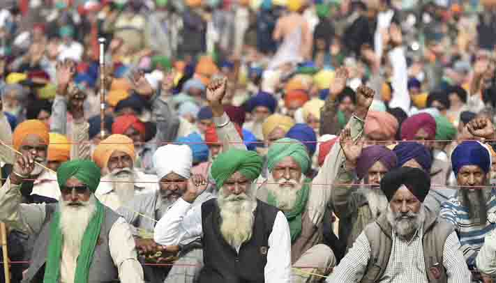 Farmers Protest - Updatenews360